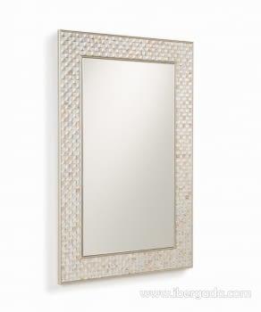 Espejo Nacar Rectangular (120x80) - 1