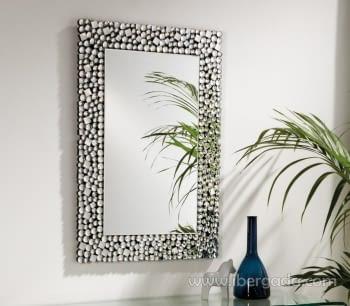 Espejo Cristales Rectangular (90x60)