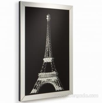 Cuadro Espejo Paris (120x80) - 1
