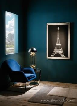 Cuadro Espejo Paris (120x80) - 2