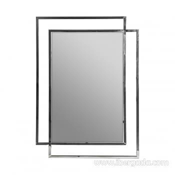 Espejo Copy Acero (110x80)