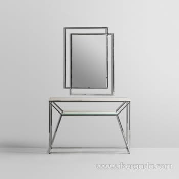 Espejo Copy Acero (110x80) - 2