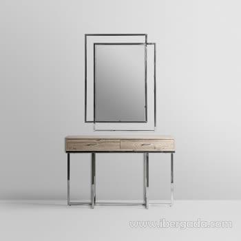 Espejo Copy Acero (110x80) - 3