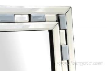 Espejo Glass II Rectangular (120x60) - 1