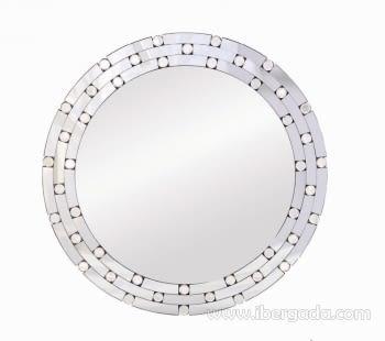 Espejo Glass Redondo (80x80) - 2