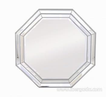 Espejo Glass Octogonal (76x76) - 1