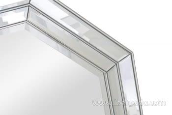 Espejo Glass Octogonal (76x76) - 2