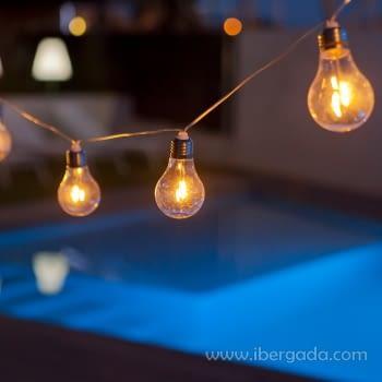 Guirnalda Estella 10 bombillas (450cm)