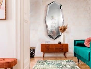 Espejo London Acero (180x90) - 1