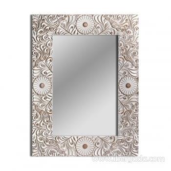 Espejo rectangular Sofía (80x60)