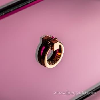 Consola Purple Fussion (120x42x78) - 3