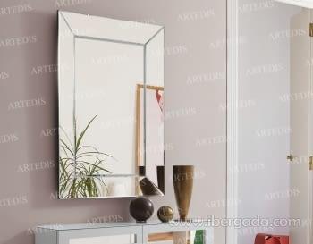 Espejo Palermo Rectangular (110x80)
