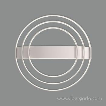 Aplique Ringo Blanco