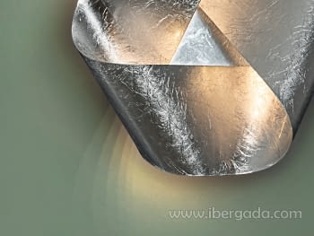 Aplique Triada Pan de Plata - 2
