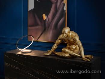 Figura Yoga Oro Grande - 2