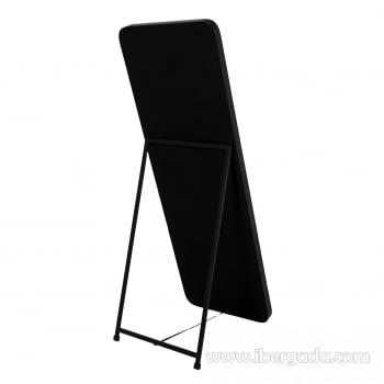 Espejo Vestidor Zenit Negro (150x50) - 4