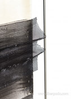 Cuadro Abstracto Oleo II (80x80) - 2