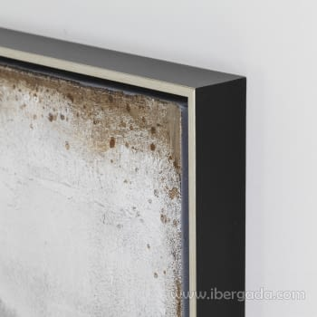 Cuadro Oleo Abstracto (100x100) - 3