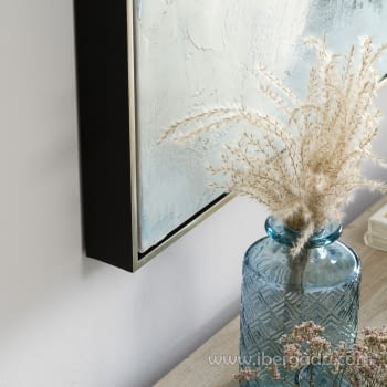Cuadro Oleo Abstracto (120x90) - 4