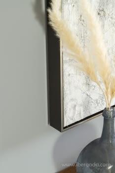 Cuadro Oleo Abstracto (120x120) - 2