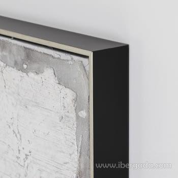 Cuadro Oleo Abstracto (120x120) - 3