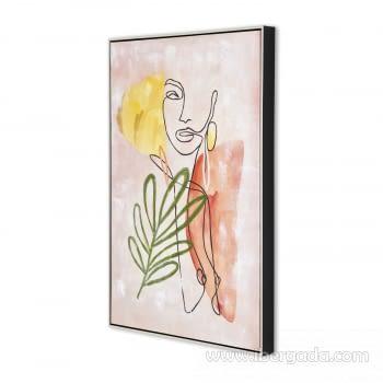 Cuadro Oleo Abstracto (90x60) - 2