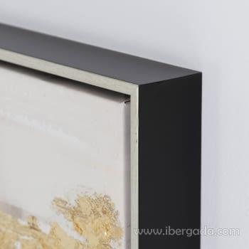 Cuadro Oleo Abstracto (80x80) - 4