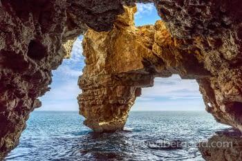 Fotografía Cueva Marina (120x80)