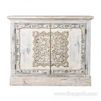 Taquillón recibidor Ming  2 Puertas (96x40x80) - 5