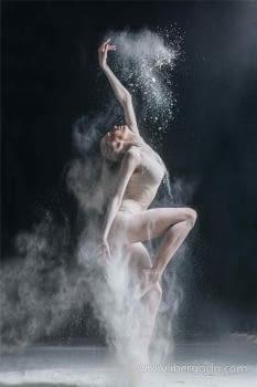 Fotografía Bailarina (120x80)