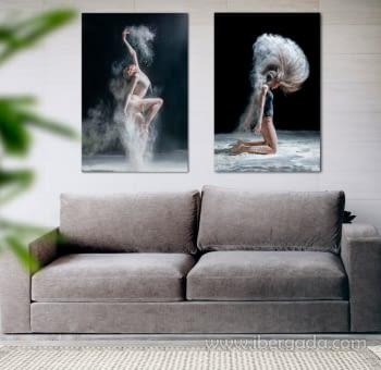 Fotografía Bailarina (120x80) - 1