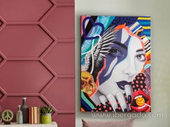 Acrilico Pop Art (120x90)