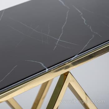Consola Everest Golden (120x40x78) - 3