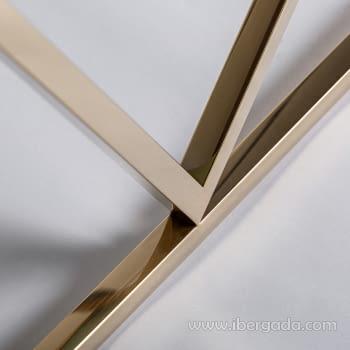 Consola Everest Golden (120x40x78) - 4