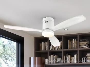 Ventilador Sirocco Blanco (132x132)