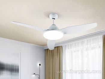 Ventilador Orisho Blanco (132x132)