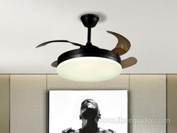 Ventilador Vento Negro (100x100)
