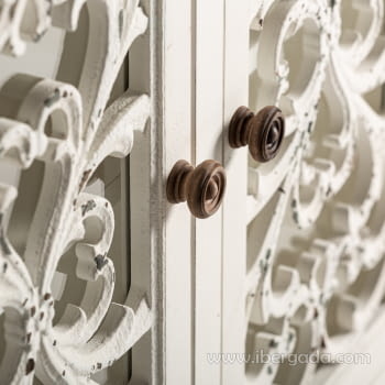 Aparador Buffet Istambul 3 Puertas (120x40x91) - 4