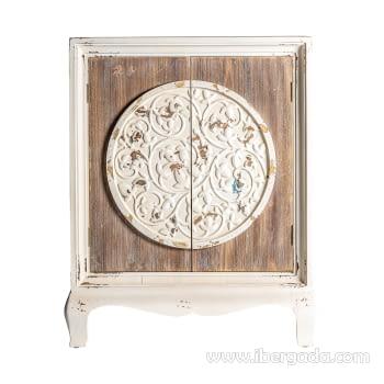 Aparador Mandala 2 Puertas (79x40x96) - 1