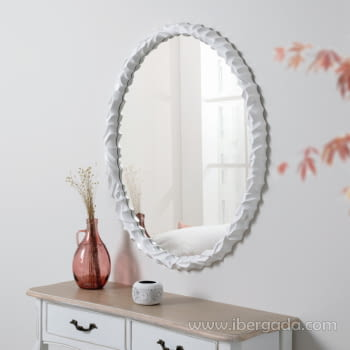 Espejo Oval Clasic (70x92)