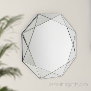 Espejo Octogonal (60x60)
