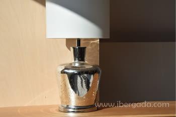 Colgante Magma Grande Oro/Negro - 4
