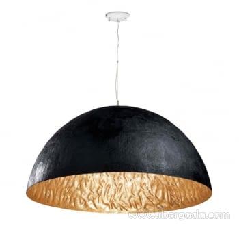 Colgante Magma Oro/Negro