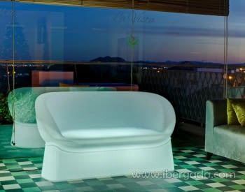 Sofa Menorca Light (147x56x73)