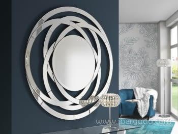 Espejo Aros (120x120)