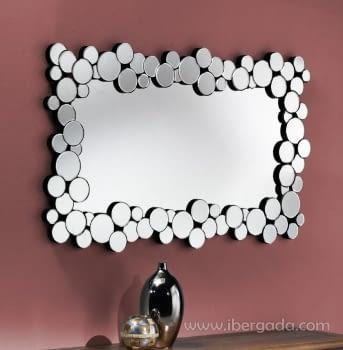 Espejo Rectangular Cristal (117x71)