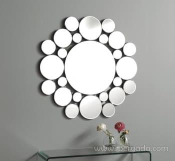 Espejo Redondo Cristal (80x80)