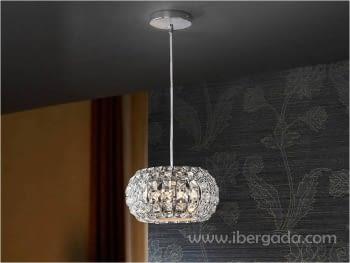 Colgante Diamond Pequeño LED