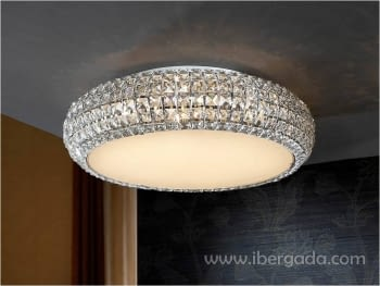 Plafón Diamond Grande LED