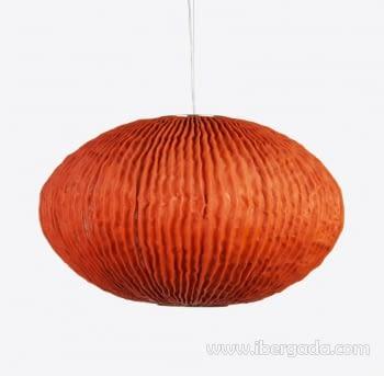 Coral Seaurchin Colgante Grande